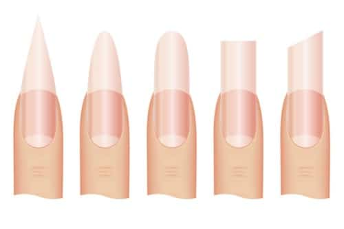 Your Nail Shape and Personality