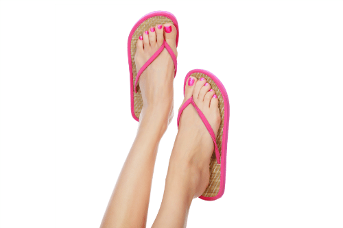 Frustrated with Flip Flop Friction?